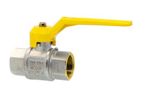 kogelkraan PN5 FB gas / benzine bi x bi