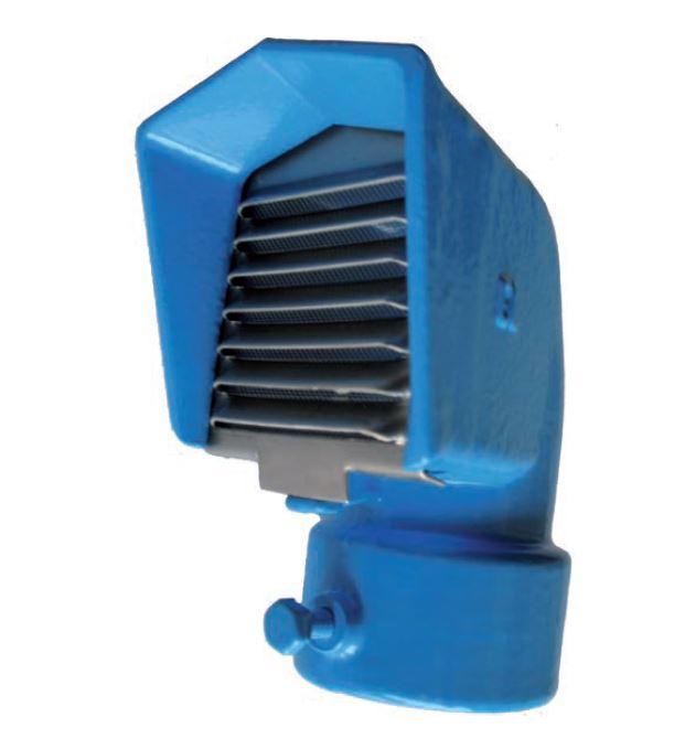 Ontluchtingskap aluminium ad-blue