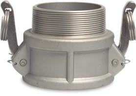 Aluminium koppeling type B